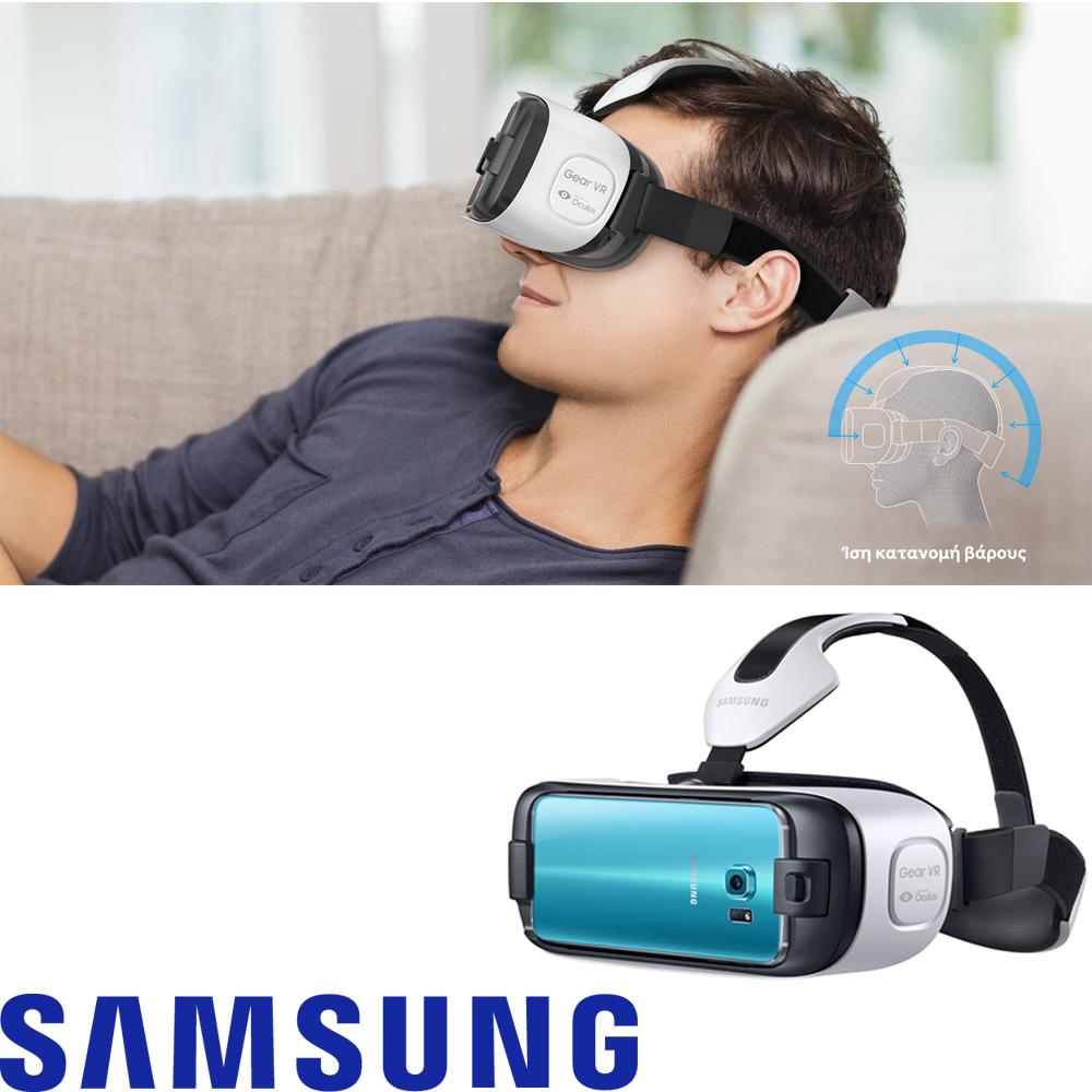 Η Samsung παρουσιάζει στο Design Lab Athens 2015 το Gear VR Innovator Edition για το Galaxy S6