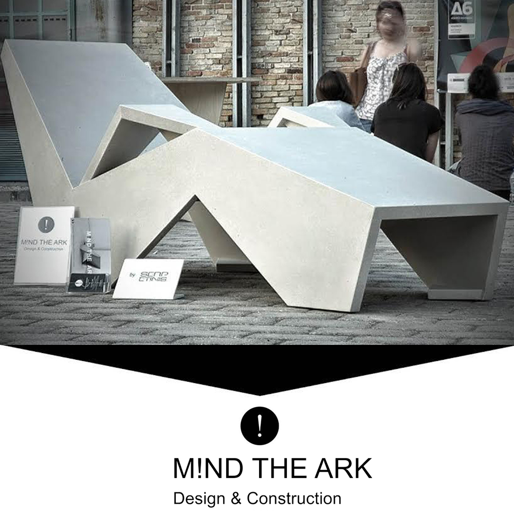 Material Awards 2014-AGA CHAISE LONGUE από την M!nd the Ark